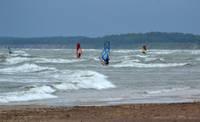 В Лиепае побит рекорд холода для 15 июля