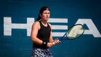 Севастова в Праге продолжила серию поражений на турнирах  WTA