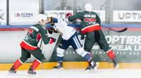 Хоккеистам «Лиепаи» для победы хватило одной шайбы