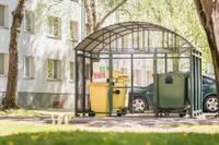 До 2 ноября можно подать проект по созданию площадки для мусорных контейнеров