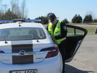 Вовлеченного в аварию водителя настигла карма