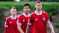 Футболисты «Лиепаи»на выезде разгромили «Даугавпилс» со счетом 4:0