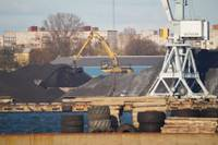 В сентябре в Лиепайском порту обработано на 3,7% грузов больше, чем годом ранее