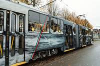 На развитие лиепайской трамвайной инфраструктуры  выделено почти 13 миллионов евро