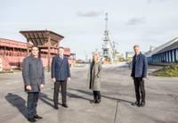 Посол посетил датские производства в Лиепае