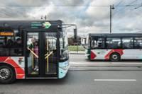 Для лиепайчан и гробинчан вводится единый месячный проездной на общественный транспорт