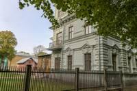 Восстановлено историческое здание в штабе Учебного центра
