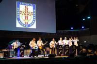 Группа «Вайрогс» оркестра Морских сил подготовила концертную программу «Посвящение Латвии!»