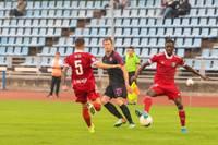 Футболисты «Лиепаи» перед финалом Кубка Латвии потерпели поражение
