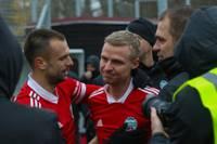 Денис Иванов завершил карьеру, Додо чествует Марадону, у Тиденбергса – хет-трик