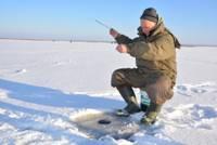 Любители подледного лова открыли сезон