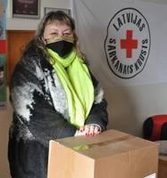 Латвийский Красный Крест – место, где можно получить помощь