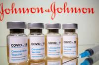 Впервые в Латвии использована вакцина «Johnson&Johnson»