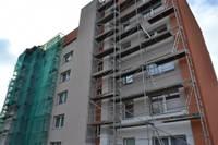 ЛНА объявило закупку работ по окончании реновации двух домов, незавершенной «Ekovalis Latvija»