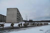 В Военном городке пройдут учения Земессардзе