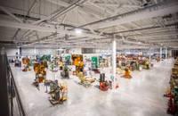 В 2020 году объемы промышленной продукции в Лиепае продолжали расти