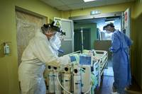 В воскресенье выявлено 203 новых случая «Covid-19», умерли десять человек