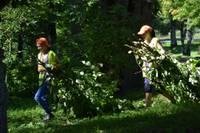 И этим летом сотни школьников в Лиепае и Южной Курземе смогут работать