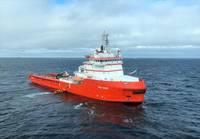 В Лиепайский порт зашло российское судно, владелец которого включен в санкционный список США