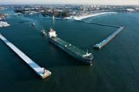 Правительство приняло реформу управления портами