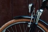 В Айзпуте украден велосипед