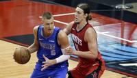 Порзиньгис вернулся с 23+12, но его «Mavericks» проиграл команде «Rockets»