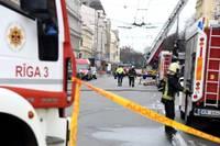 По делу о пожаре в нелегальном хостеле на улице Меркеля задержано несколько лиц
