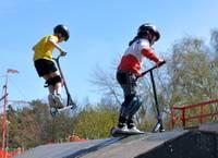 В скейтпарк в Приморском парке вернулась жизнь