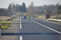 Возле Салдуса возобновилась реконструкция Лиепайского шоссе