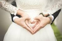 В этом году в мае зарегистрировано на 13 браков больше, чем год назад