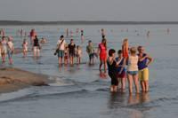 В июле в Латвии были побиты 55 рекордов жары