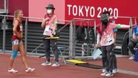 Велвере не смогла завершить предварительный забег на 800 метров на Олимпийских играх в Токио