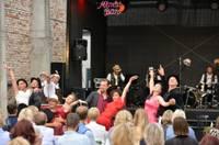 Лиепайский театр собрал актеров и публику в «Лунном баре»