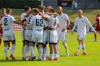«Лиепая» забила четырежды в Скопье и вышла в следующий круг