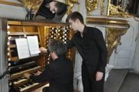 """Фото: Концертным циклом """"Музыка для собора"""" началось Лиепайское лето органной музыки"""