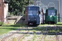 Старые трамвайные вагоны вновь не удалось продать с молотка