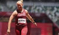 Метательница молота Лаура Игауне заняла на Олимпийских играх 20-е место