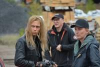 В Лиепае снимается фильм эстонского режиссера «Невидимая борьба»; автоспортсмен Мартиньш Сескс привлечен в качестве каскадера
