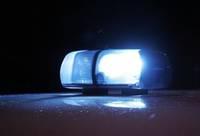 На перекрестке улиц Бривостас и О.Калпака насмерть сбит пешеход; водитель покинул место происшествия