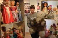 Куклы из советского детства. Собранная с любовью коллекция нашла пристанище в Айзпуте