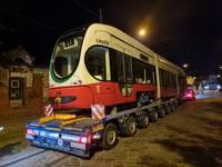 Половина из новых трамваев уже в Лиепае