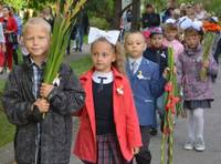 Фото: День знаний в Лиепае и Южнокурземском крае