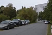 86 новых парковочных мест для посетителей больницы