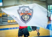 Игроки футзальной команды «Ницы» дебютируют в высшей лиге