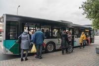 Некоторые рейсы общественного транспорта не будут производиться из-за больных шоферов