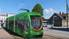 В Лиепае вскоре начнутся работы по перестройке остановок для низкопольных трамваев